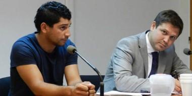 Ariel Gallego deberá someterse a un proceso judicial en donde puede recibir una condena de 20 años.