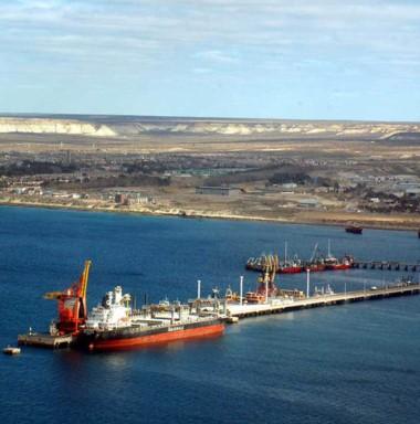 Espera. Los puertos patagónicos aguardan por un beneficio clave.