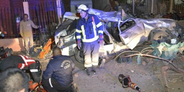 La tragedia se desencadenó cuando un Fiat Iveco se desplazó y embistió un vehículo con cuatro ocupantes.