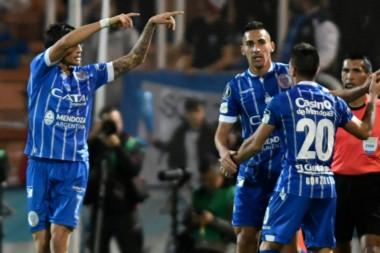 Godoy Cruz quiere seguir haciendo historia en la Libertadores.