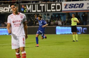 Atlético Rafaela fue contundente y goleó a Unión de Santa Fe.