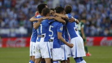 Leganés goleó a Betis y afianza su permanencia en la primera división.