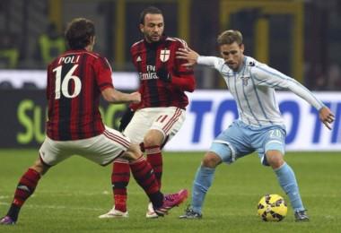 Según medios italianos, hoy se confirmaría el pase de Lucas Biglia al Milan. Lazio recibirá 18M de euros.