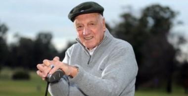 De Vicenzo, ídolo argentino nacido en Berazategui, deja un inmenso legado para las nuevas generaciones del golf.