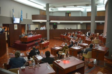 Ayer se confirmó la convocatoria para que García Blanco vaya a la Legislatura el próximo 14 de junio.