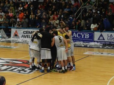 Comunicaciones venció a Estudiantes por 92 a 87 en  suplementario e igualó la serie final 2 a 2.