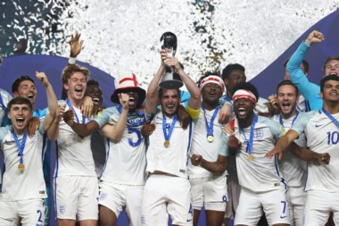 Inglaterra venció a Venezuela por 1 a 0 y se consagró campeón del Mundial Sub 20.
