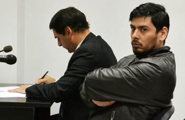 Atilio Carrasco agredió hasta desmayar a su pareja porque esta no quiso darle plata para comprar cerveza.