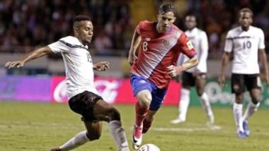Costa Rica avanza en clasificatoria con triunfo sobre Trinidad y Tobago.