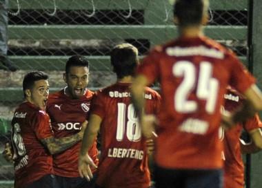 Independiente perdía pero le dio vuelta el resultado a Defensa en Florencio Varela.