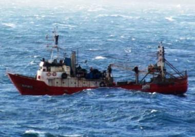 """Esta es la lista de los tripulantes que navegaban en el buque pesquero """"El repunte"""" de Mar del Plata"""