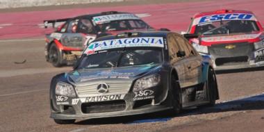 El chubutense Lucas Valle (RV Racing) fue demenor a mayor y logró el 11° puesto en la final del Top Race V6.