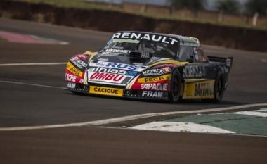 Spataro fue el más rápido del viernes en el Turismo Carretera.