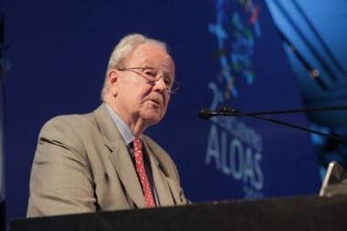 Carlos Wagner, ex titular de la Cámara Argentina de la Construcción.