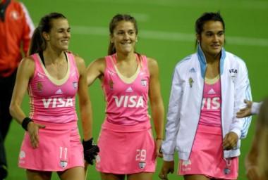 La defensora madrynense que juega en GEBA será parte de Las Leonas en la Liga Mundial.