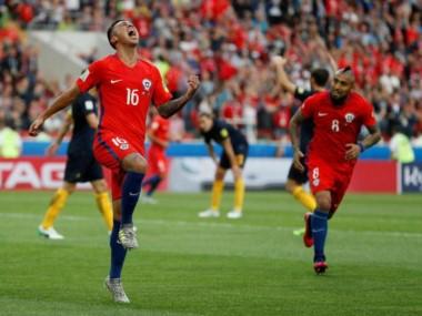 Chile no pudo con Australia y perdió la chance de ser primero en su grupo.