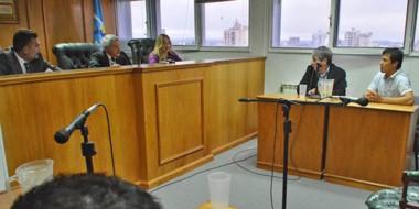 El tribunal del juicio consideró el ataque a Lucas Sorias como lesiones graves y al  acusado como coautor.
