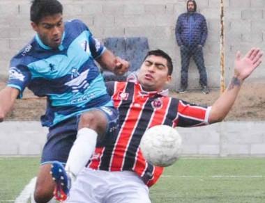 Guillermo Brown-Alumni, el anteúltimo partido jugado por Liga.