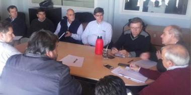 Se reunió el Comité de Seguridad de la Cuenca para tratar temas sobre la seguridad de los trabajadores.