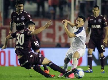 Lanús igualó con Independiente, lo dejó sin un lugar en la Libertadores y metió automáticamente a Banfield.