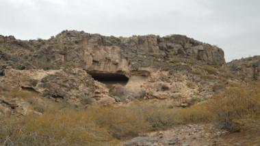 Una cueva permite conocer la evolución de miles de años (Foto Conicet)