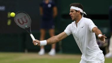 Del Potro escaló en el ranking, que sigue liderando Murray.