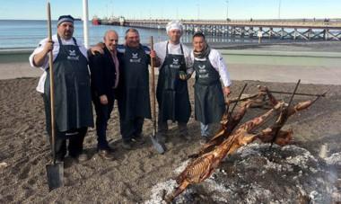 """""""Cocineros Argentinos"""" difundió las bondades de Puerto Madryn."""