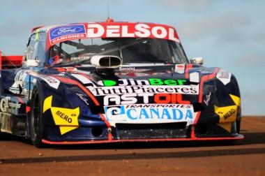El poleman del fin de semana largó tercero en la final y terminó 6to.