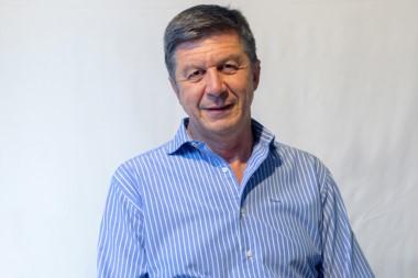 Gustavo Menna, diputado nacional por Chubut (Cambiemos).