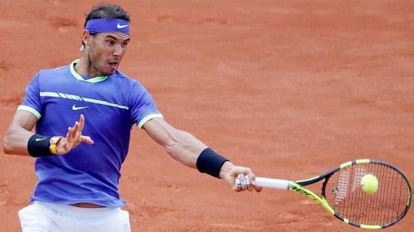 Rafael Nadal clasificó a semifinales tras el retiro por problemas abdominales de Pablo Carreño Busta.