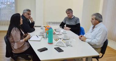 Consenso. Los jefes comunales acordaron seguir dialogando la temática para buscar soluciones.
