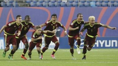Histórico: Venezuela, finalista del Mundial Sub 20 tras vencer a Uruguay por penales y con un golazo en el descuento.
