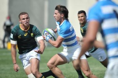 Los Pumitas perdieron por 72-14 ante Sudáfrica en la fase de grupos y se quedaron afuera de las semifinales.