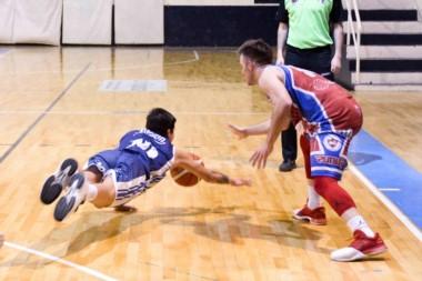 Brown le ganó el primer partido de la final U21 a FerroCarril Patagónico.