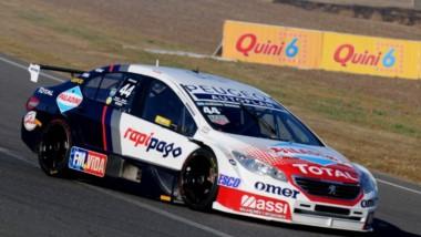 Mariano Werner ganó la carrera clasificatoria del Súper TC2000 que mañana corre la final en Rafaela.