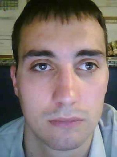 Iván Pardo Peña, de 33 años, el confeso asesino de la pequeña niña argentina.
