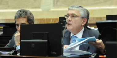 """Mario Pais lamentó las """"maniobras dilatorias"""" de Nación y dijo que los reembolsos """"no son un capricho""""."""