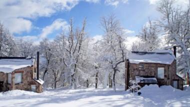 En Neuquén esperan mínimas por debajo de los -20° (foto LMN)