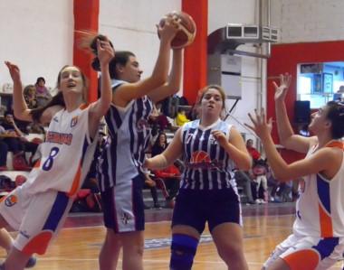 El duelo entre Capital (FeMAMBA) y Provincia de Buenos Aires quedó en manos de las porteñas por 59-50.