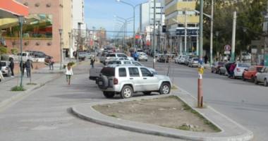 Una de las partes que será demolida para que se pueda convertir en doble mano la avenida 9 de Julio.