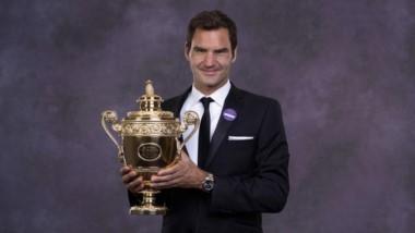 Tras el título en Wimbledon, Roger Federer se clasificó al Masters de Londres.