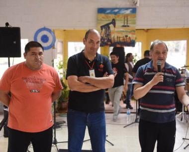 El intendente Linares participó de las actividades.