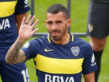 Se empieza a hablar de la vuelta de Tevez a Boca.