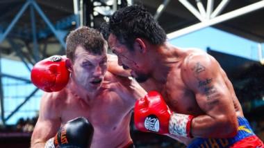 Jeff Horn sorprendió y destronóo a Manny Pacquiao en medio de una fuerte polémica.