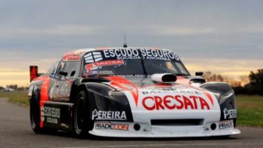Ciantini (Chevy del JP Carrera) ganó en Olavarría (8ª fecha) y consiguió su 1ª victoria en su 8ª carrera en la categoría.
