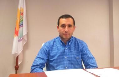 Marcelo Griffiths, presidente Cooperativa Rawson