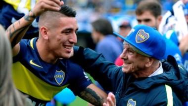 Boca comprará el 70% del pase de Ricardo Centurión para que se convierta nuevamente en jugador de la institución.