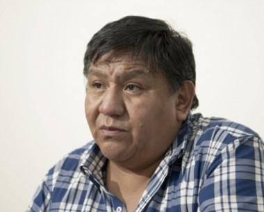 Secretario general del Sindicato del Petróleo y Gas Privado, Jorge Ávila.