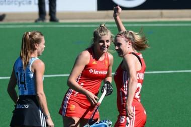 Las Leonas cayeron 5-2 ante Inglaterra. Las europeas, se hicieron con el bronce en el cierre de la World League.