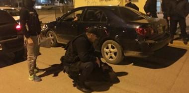 El iracundo individuo fue atrapado por la Policía capitalina luego de haber agredido y enviado al hospital a una pareja. Hoy se encuentra preso.